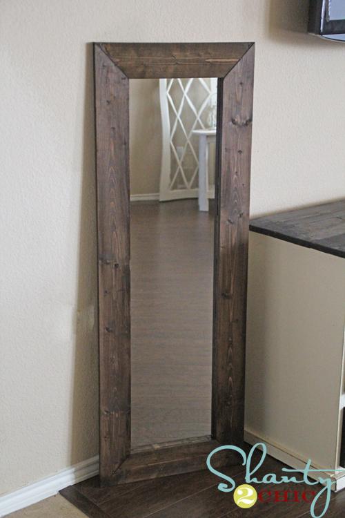 frame ikea mirror