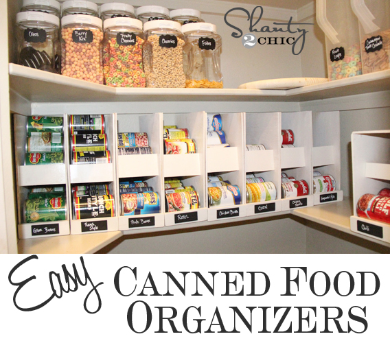Groovy Pantry Ideas Diy Canned Food Storage Shanty 2 Chic Download Free Architecture Designs Ferenbritishbridgeorg