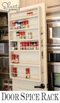 Kitchen Organization - DIY Foil & More Organizer! - Shanty ...