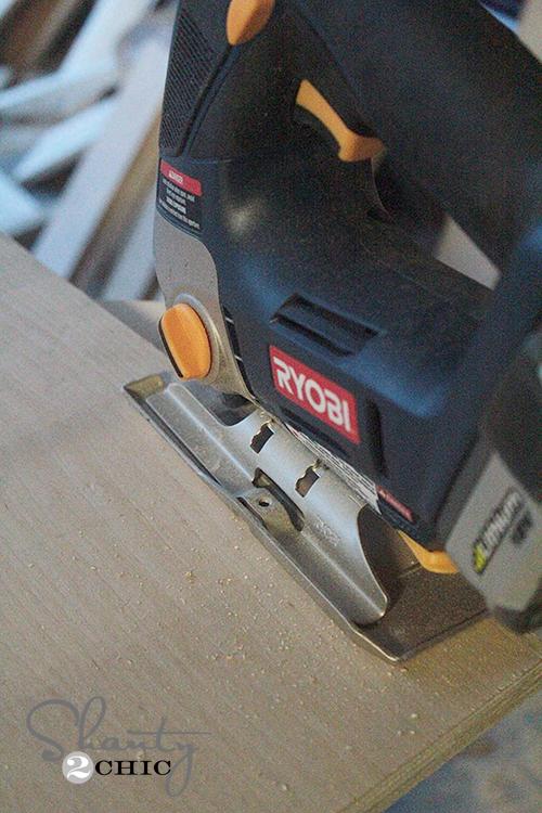 Ryobi Battery Jig Saw