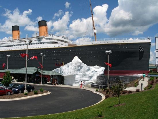 10. The Titanic Museum