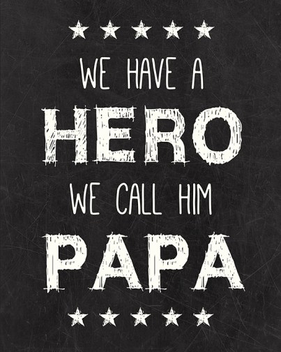 Papa Free Printable