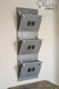 How to Build Build A Hanging Magazine Rack PDF Plans