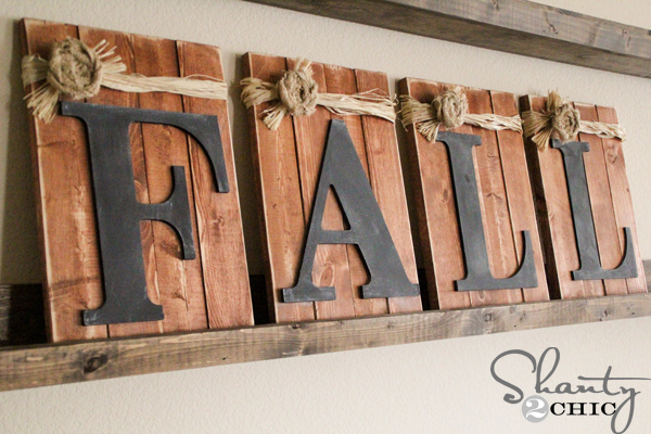 Diy Chalkboard Sign Shanty 2 Chic