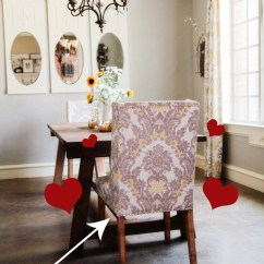 Fancy Dining Chairs Bean Bag For Adults Target Diy Restoration Hardware Table! - Shanty 2 Chic
