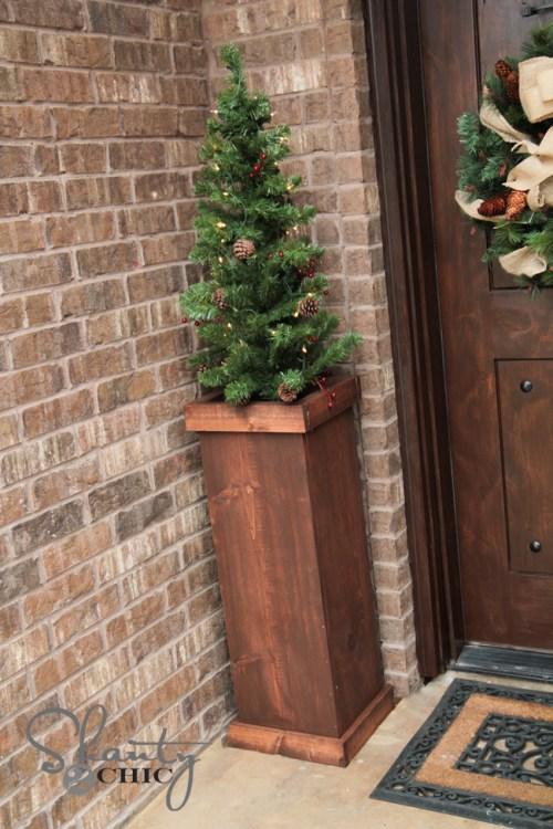 Christmas Tree Stand DIY