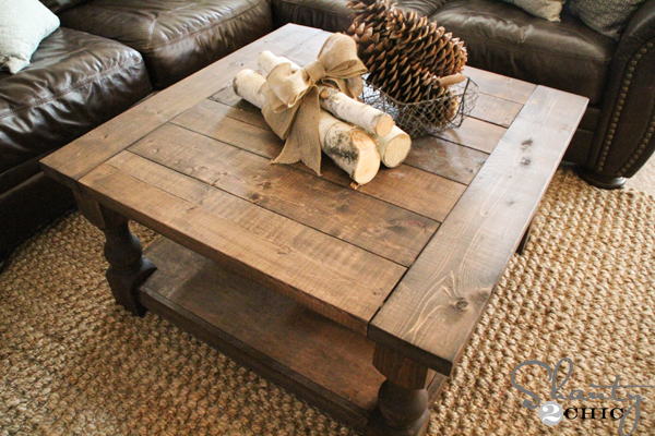 DIY-Square-Coffee-Table