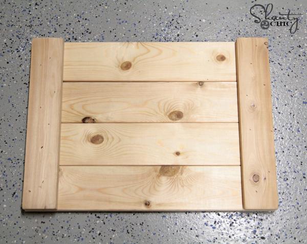 Sensational Diy 8 Wood Tray Shanty 2 Chic Ibusinesslaw Wood Chair Design Ideas Ibusinesslaworg