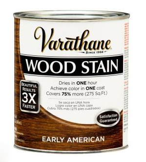 Varathane Wood Stain Early American