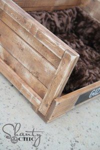 DIY $12 Pet Bed!! - Shanty 2 Chic
