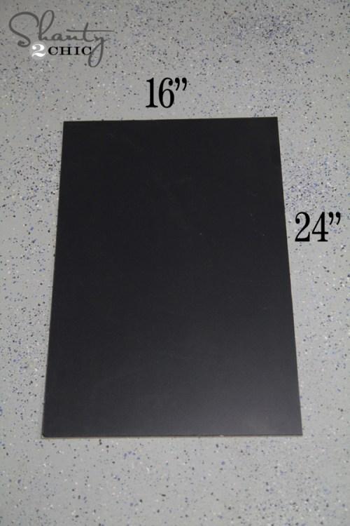 Chalkboard Measurements