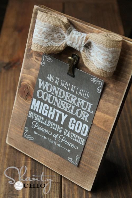 Free Printable Bible Verse