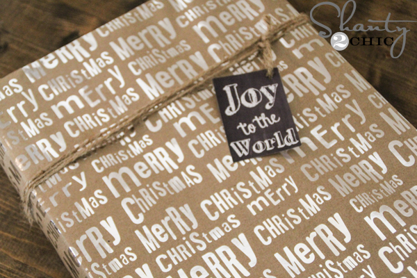 wrapping-with-craft-paper