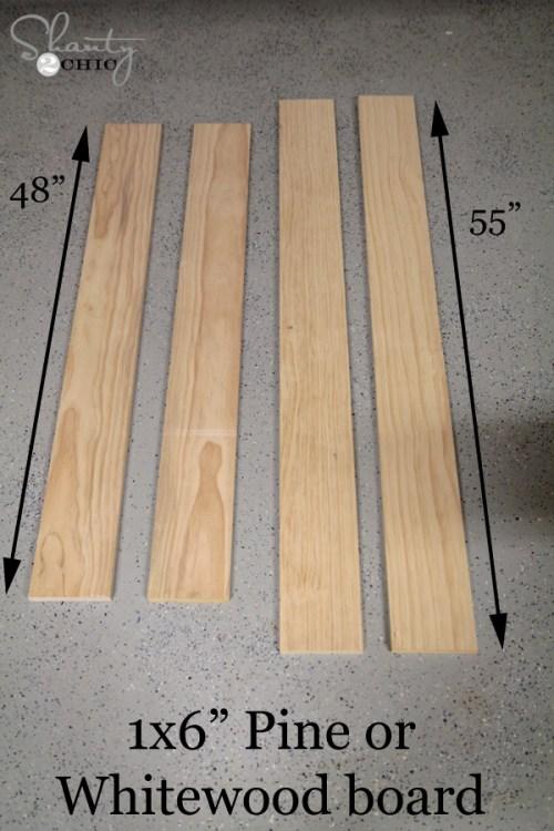 Chalkboard Wall Measurements