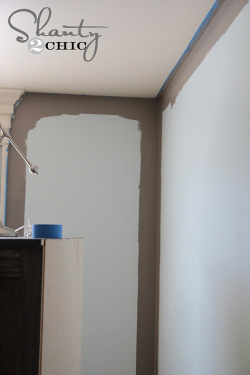 Tips for painting walls