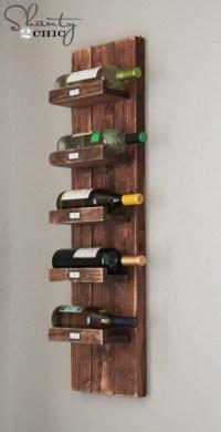 Do It Yourself Wine Racks PDF Woodworking