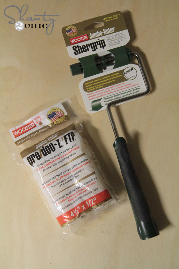 Wooster Shergrip Paint Roller