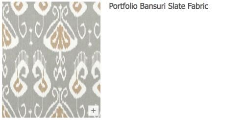 Portfolio Fabric