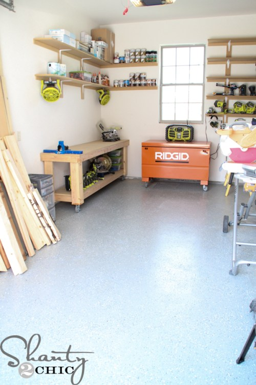 Workbench-DIY