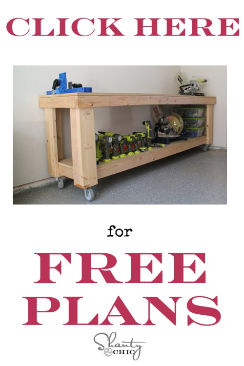 small-workbench-plans