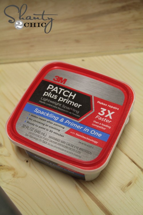 3M Patch and Primer