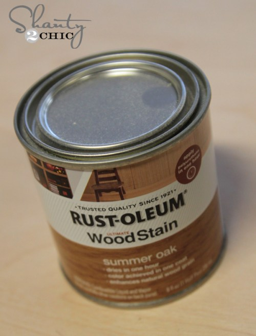 Rustoleum Wood Stain Summer Oak