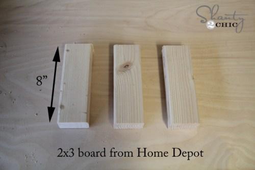 2x3 home depot
