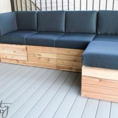 Build Outdoor Sectional Sofa Repairs Mumbai Diy Modular Seating - Shanty 2 Chic