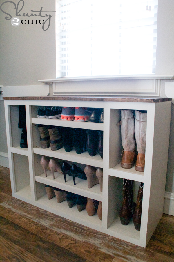 DIY-Shoe-Storage