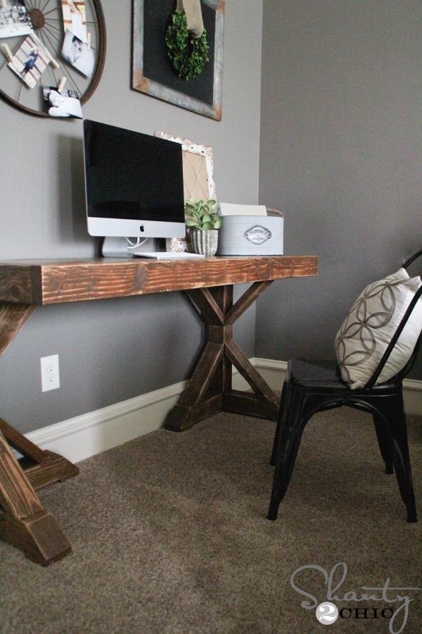 DIY Desk for 70  Shanty 2 Chic