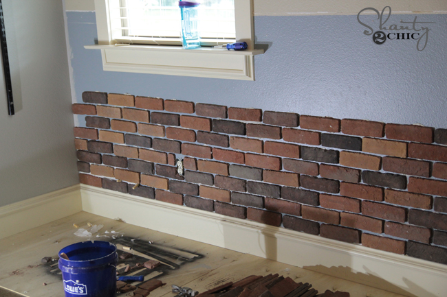 Brick Wall How To