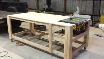Admirable Miter Saw Bench In Progress Shanty 2 Chic Beatyapartments Chair Design Images Beatyapartmentscom