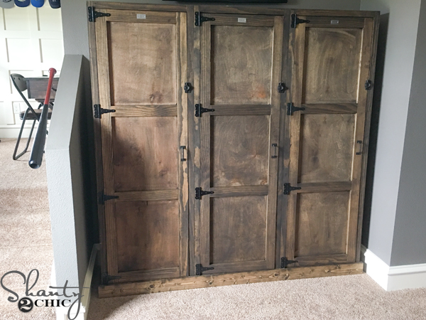 DIY Locker System - Shanty 2 Chic on coat cubbies for the home, brownstone plans, cubby bench plans, home locker plans, storage locker plans, coat trees ikea, locker bench with plans, wood locker plans, mud room building plans, mudroom storage plans, table plans, entryway locker plans,