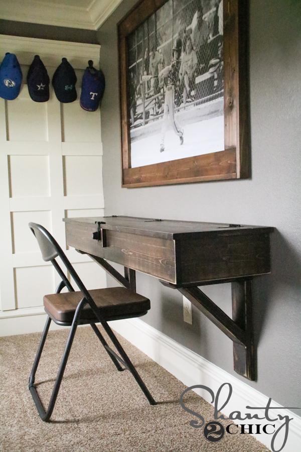DIY-Student-Desk