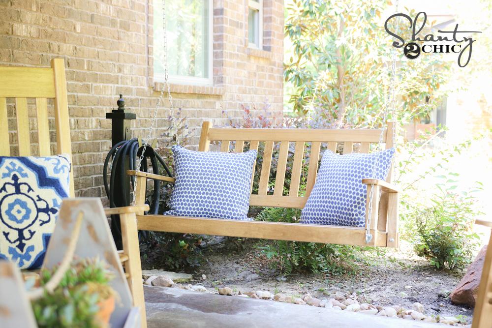 Wayfair Porch Swing