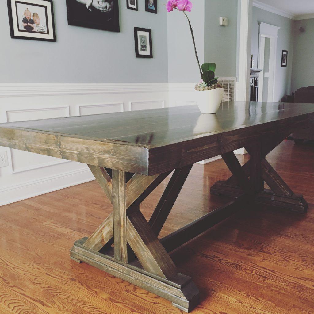 Fancy X Farm Table Shanty 2 Chic