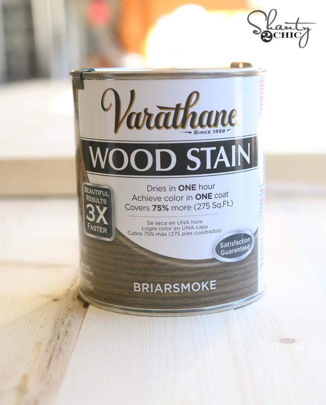 Briarsmoke Stain by Varathane