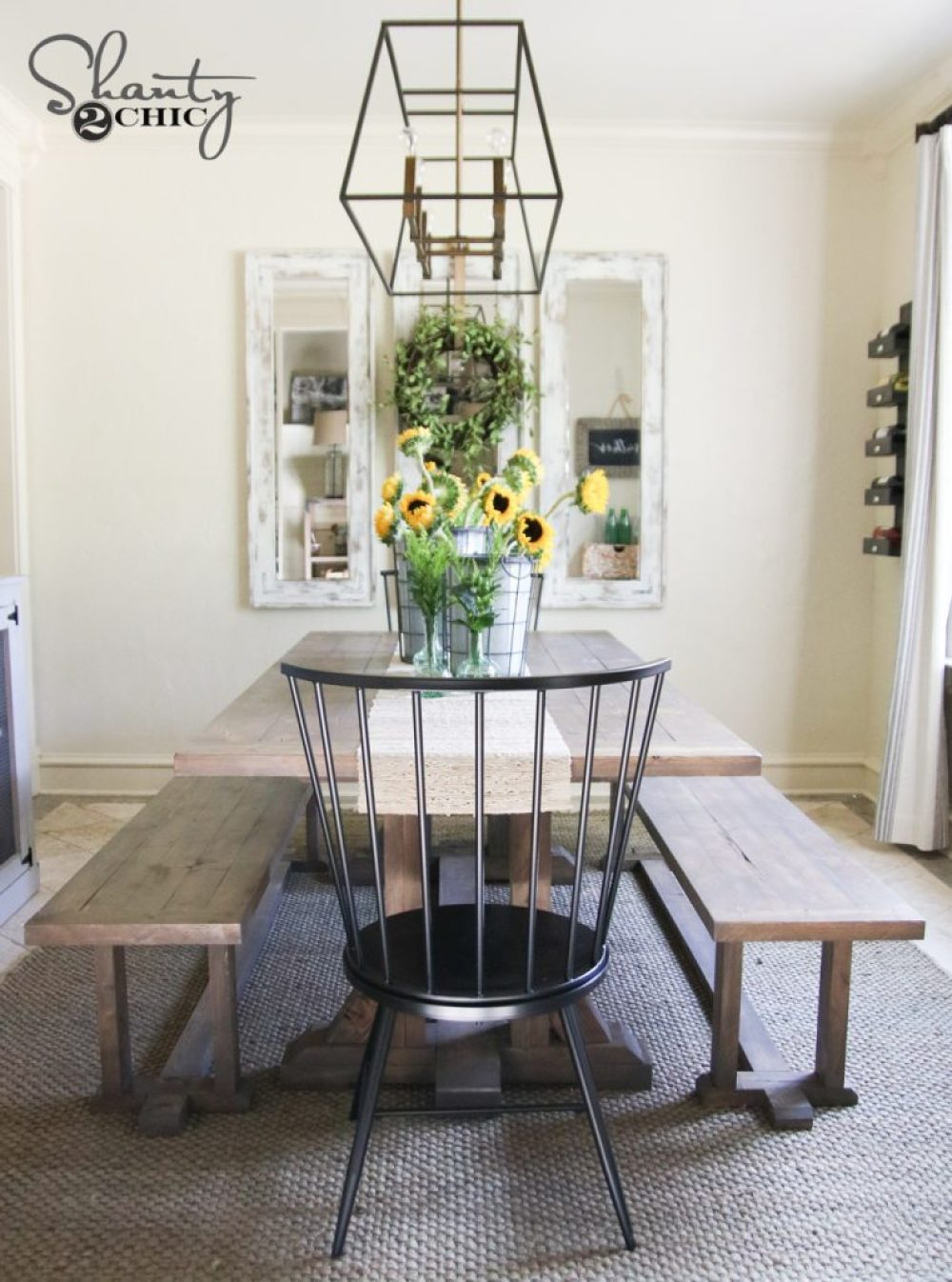 Dining Table Free Plans