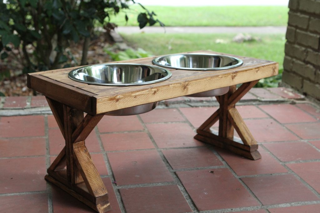 Fancy X Table For Your Pup Shanty 2 Chic