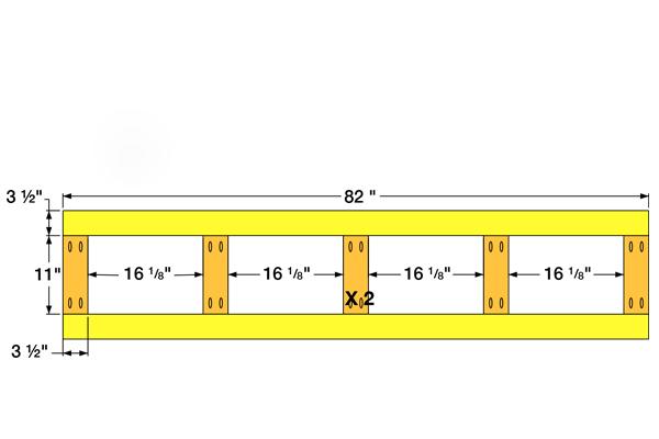 ladder-bench
