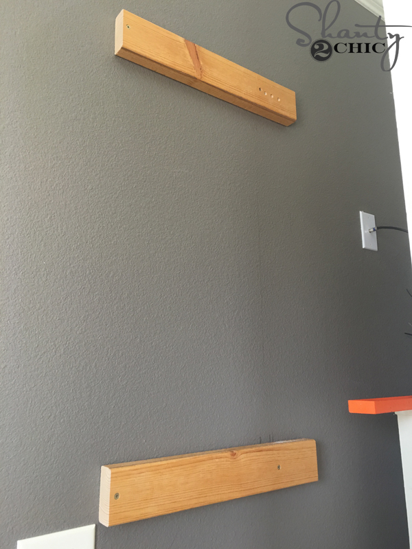 cleats-on-wall