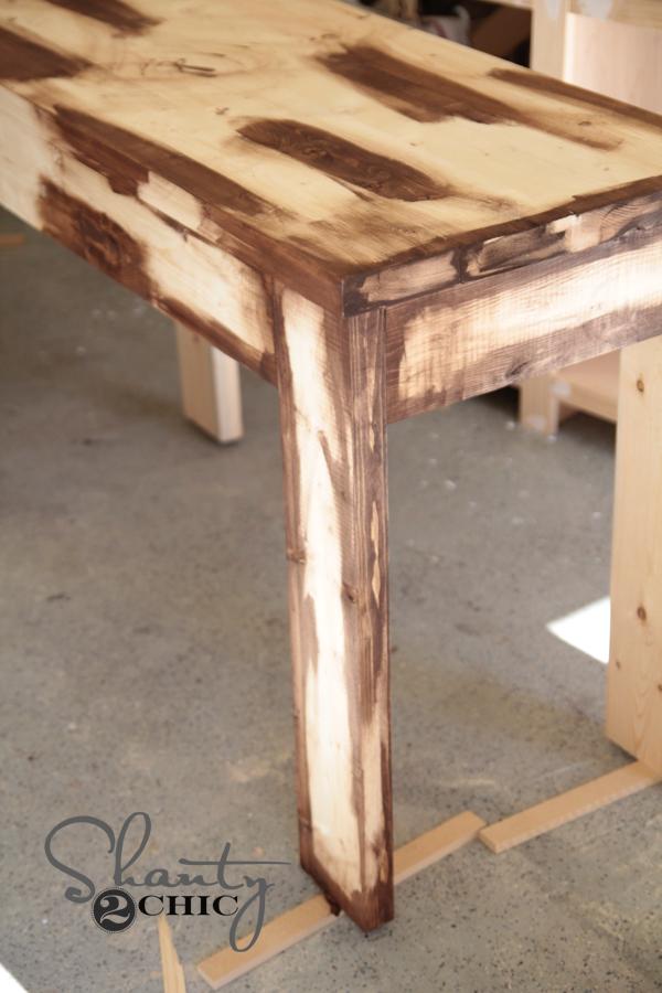 Farmhouse Console Table