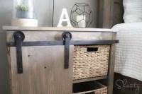 DIY Barn Door Hardware - Only $20 Custom Hardware ...