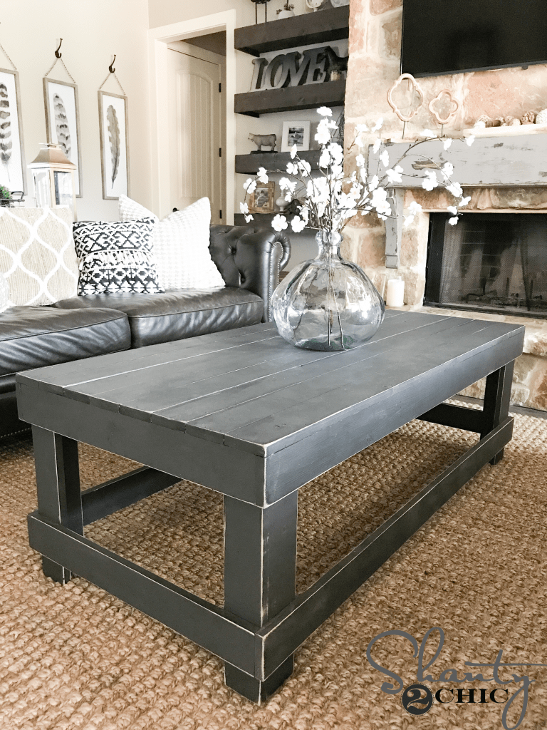 Two Tool Coffee Table Shanty 2 Chic