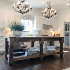 Renovated Kitchen Ideas Walmart Chairs Diy Island - Free Plans & How To Video Shanty 2 Chic