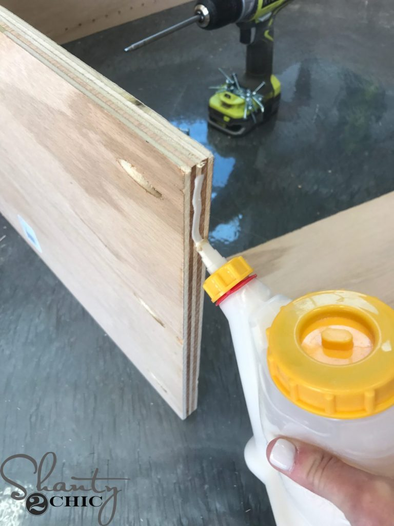 Marvelous Diy Cabinets For A Garage Workshop Or Craft Room Shanty Creativecarmelina Interior Chair Design Creativecarmelinacom