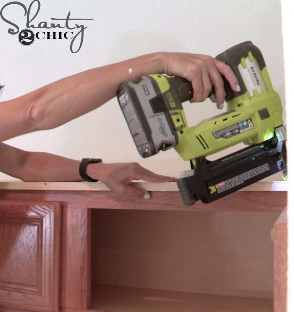 How to Make Cabinets Taller