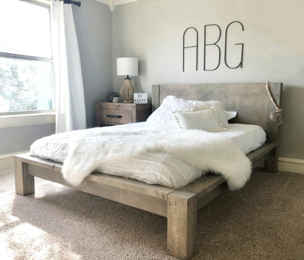 Modern Rustic Beds Novocom Top