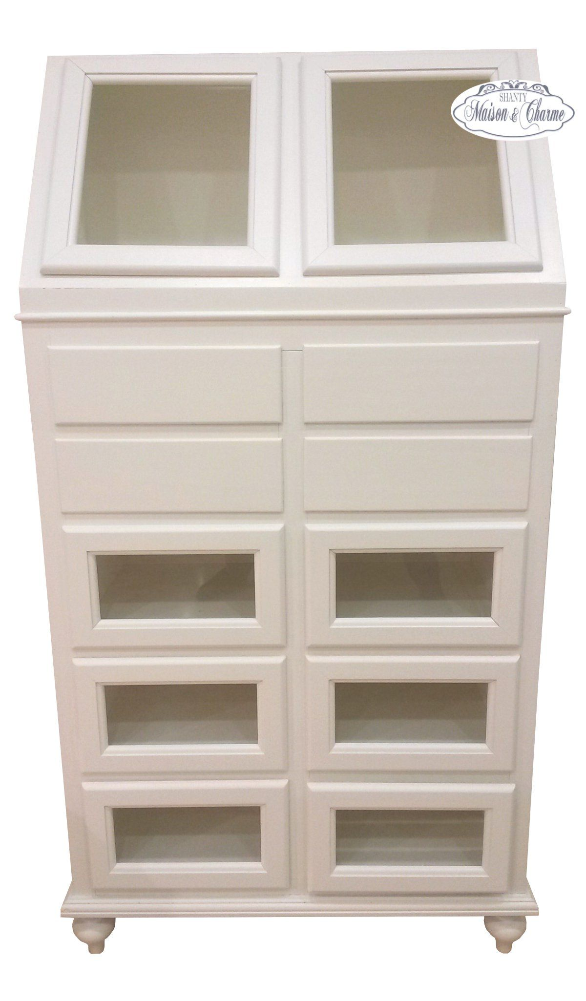 Dispensa JULIE Shabby Chic Credenze  Buffet