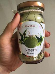 poudre neem
